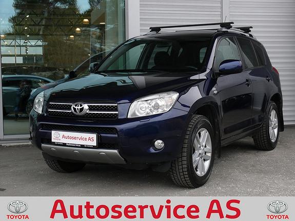 Toyota RAV4 2,2 D-4D 136hk DPF Cross Sport  2008, 111111 km, kr 139000,-