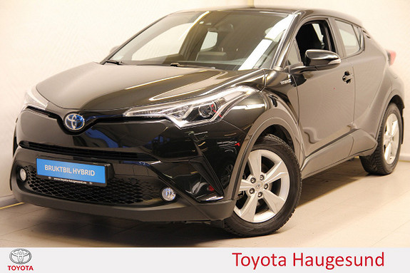 Toyota C-HR 1,8 WT-i Hybrid Active Kamera, ad. cruise, DAB+, Tectyl  2017, 11964 km, kr 315000,-