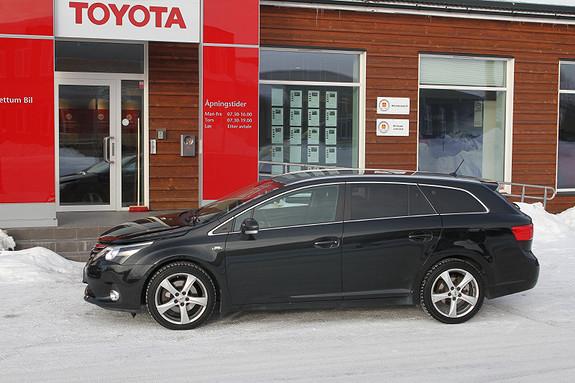 Toyota Avensis 2,2 D-CAT 150hk Premium aut.  2012, 383181 km, kr 115000,-