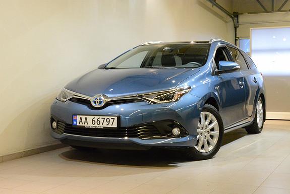 Toyota Auris Touring Sports HSD Style, TILH.FESTE  2015, 3900 km, kr 268000,-