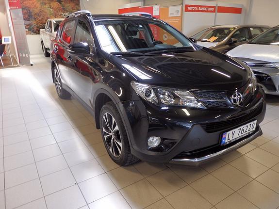 Toyota RAV4 2.0VVT-i Active m/pakke  2014, 97500 km, kr 329000,-