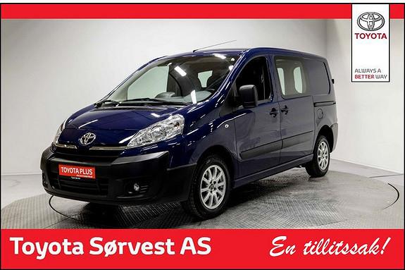 Toyota Proace 2,0 163hk L1H1 aut.  2014, 45400 km, kr 179000,-