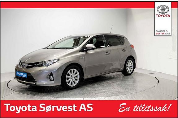 Toyota Auris 1,8 Hybrid E-CVT Active+ Fin bil.  2015, 63130 km, kr 189000,-