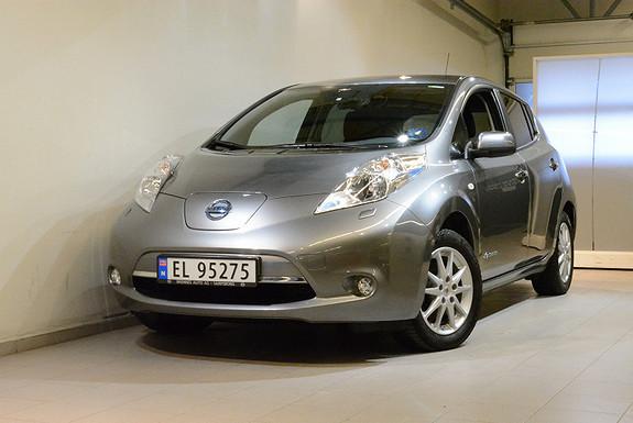 Nissan Leaf 30 KWh Acenta, NORSK BIL  2016, 46400 km, kr 208000,-