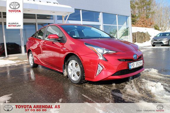 Toyota Prius 1,8 VVT-i Hybrid Executive  2017, 17900 km, kr 309000,-