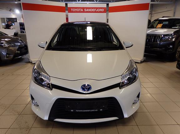 Toyota Yaris 1.5 STYLE HYBRID  2014, 43000 km, kr 169000,-