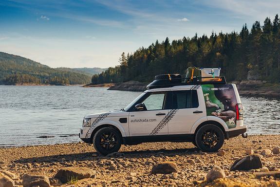 Land Rover Discovery SDV6 HSE Premium BP Adventure Edition