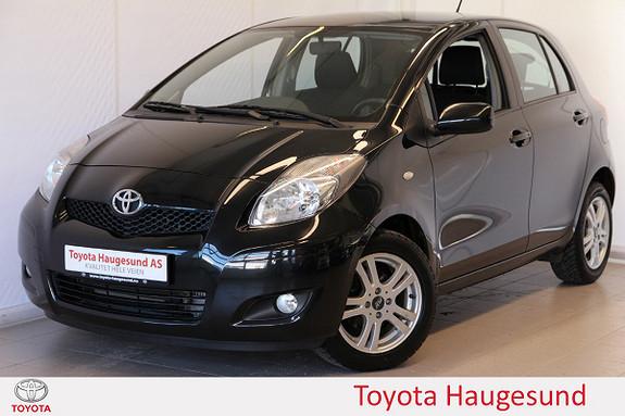 Toyota Yaris 1,4 D-4D Sol+ Navi, autoklima  2011, 88030 km, kr 85000,-