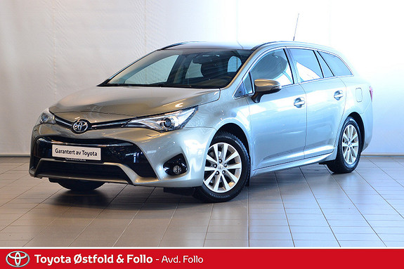 Toyota Avensis Touring Sports 1,8 Active Style M-drive 7S  2017, 30818 km, kr 319000,-