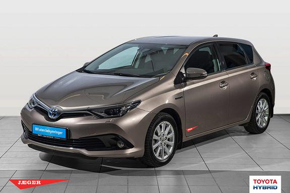 Toyota Auris 1,8 Hybrid E-CVT Style  2016, 14900 km, kr 269000,-