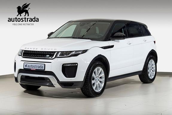 Land Rover Range Rover Evoque TD4 SE Dynamic/Panorama/Webasto/Kamera