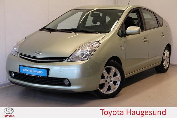 Toyota Prius 1,5 Executive m/navi og skinn interiør  2008, 206208 km, kr 75000,-