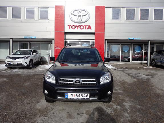 Toyota RAV4 Cross Sport  2007, 126000 km, kr 129000,-