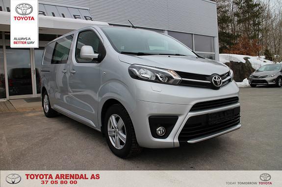 Toyota Proace 1,6 D 115 Comfort Medium L1H1  2016, 22900 km, kr 249000,-