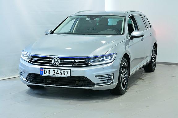 Volkswagen Passat GTE 1,4 TSI 218hk DSG  2018, 8700 km