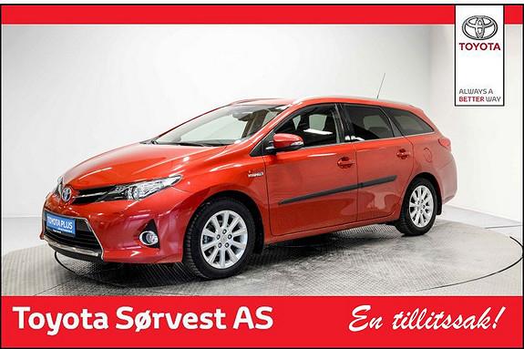 Toyota Auris Touring Sports 1,8 Hybrid Active+ Lav km!  2015, 24943 km, kr 228000,-