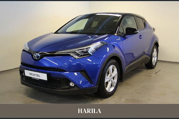 Toyota C-HR 1,8 WT-i Hybrid Dynamic Tech  2017, 16526 km, kr 369000,-