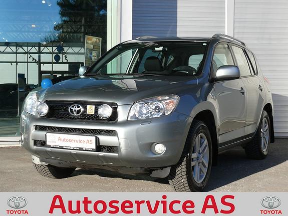 Toyota RAV4 2,2 D-4D 136hk DPF Sport  2007, 158000 km, kr 129000,-