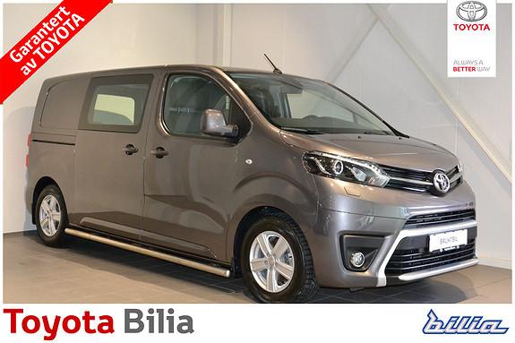 Toyota Proace 1,6 D 115 Comfort Medium L1H1  2017, 10000 km, kr 265000,-