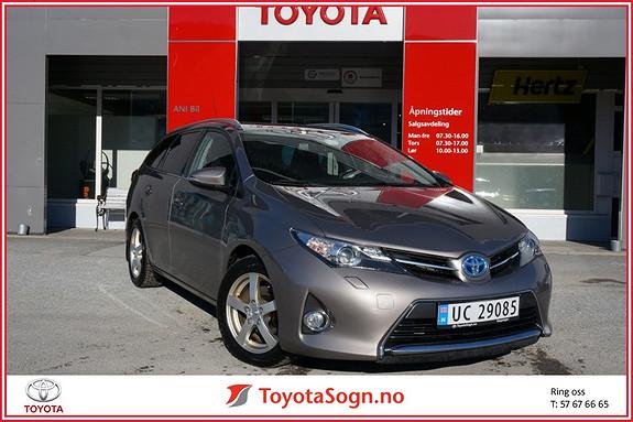 Toyota Auris Touring Sports 1,8 Hybrid Active+  2015, 78000 km, kr 199000,-