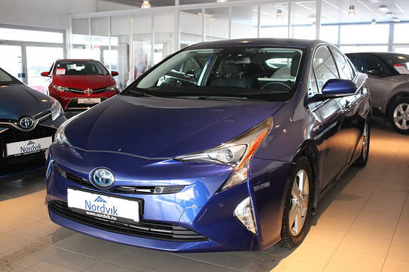 Toyota Prius 1,8 VVT-i Hybrid Executive  2016, 20526 km, kr 299000,-
