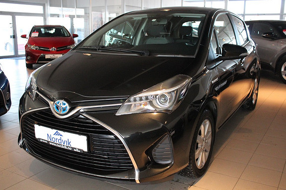 Toyota Yaris 1,5 Hybrid Active Go e-CVT aut  2014, 20900 km, kr 179000,-