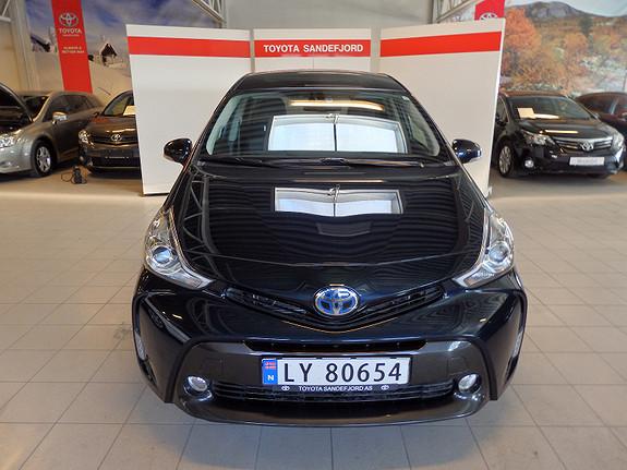 Toyota Prius+ Seven 1.8 PREMIUM HYBRID 7-seter  2016, 33000 km, kr 329000,-