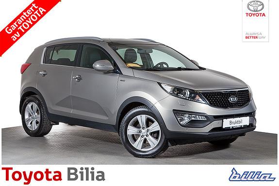 Kia Sportage 2,0 CRDi Exclusive 4WD Aut.  2014, 78392 km, kr 279900,-