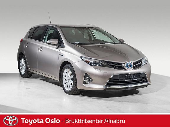 Toyota Auris 1,8 Hybrid E-CVT Active+ DAB+, Automat,  2015, 56149 km, kr 209900,-