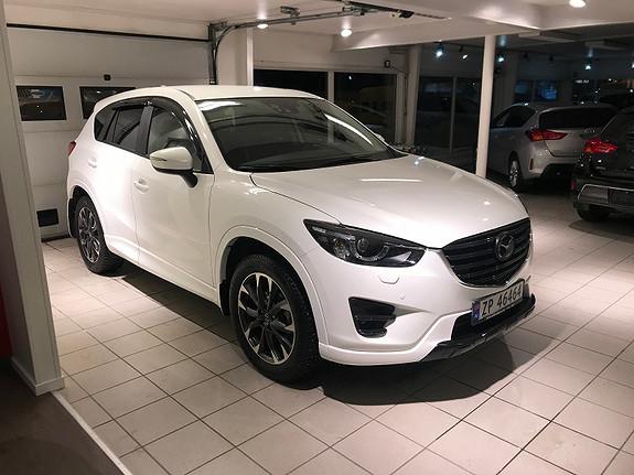 Mazda CX-5 2,2 Skyactive Optimum  2016, 20472 km, kr 425000,-