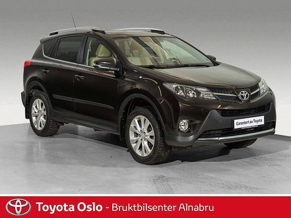 Toyota RAV4 2,0 4WD Executive CVT Se KM!  2014, 28991 km, kr 344900,-