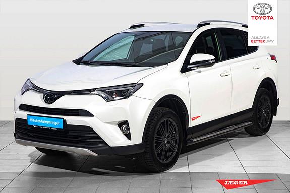 Toyota RAV4 2,0 AWD Active Style Hengervekt 1500kg  2016, 45800 km, kr 409000,-
