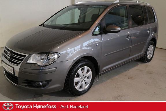 Volkswagen Touran 1,9 TDI Exclusive R- edition DSG  2010, 145200 km, kr 109000,-