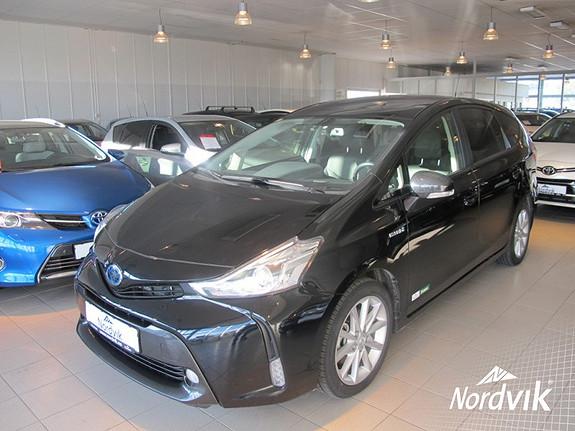Toyota Prius+ Seven 1,8 VVT-i Hybrid Executive  2015, 23762 km, kr 309000,-