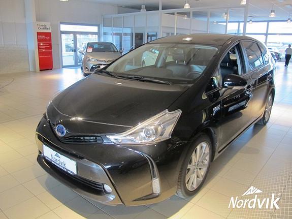 Toyota Prius+ Seven 1,8 VVT-i Hybrid Executive  2015, 15967 km, kr 314000,-