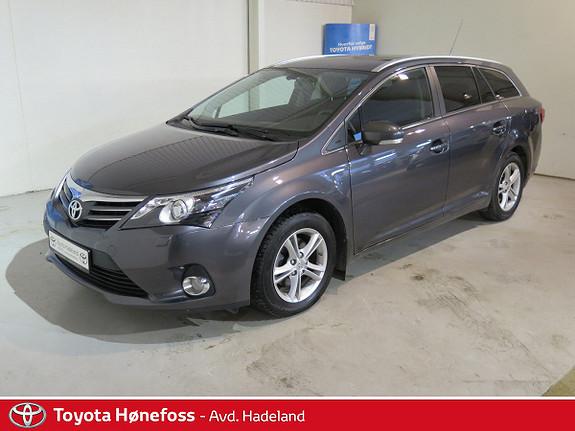Toyota Avensis 1,8 147hk Advance InBusiness 2.0 Dab+ Hengerfeste  2014, 64900 km, kr 229000,-