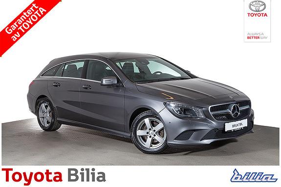 Mercedes-Benz CLA 180 Shooting Brake Aut Navi, Delskinn, Automat.  2015, 77742 km, kr 259900,-