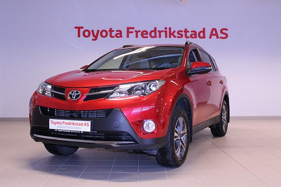 Toyota RAV4 2,0 4WD Executive CVT  2015, 33721 km, kr 339000,-