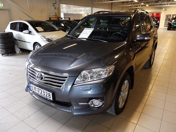 Toyota RAV4 2.2D-4D DPF Executive  2012, 92000 km, kr 229000,-