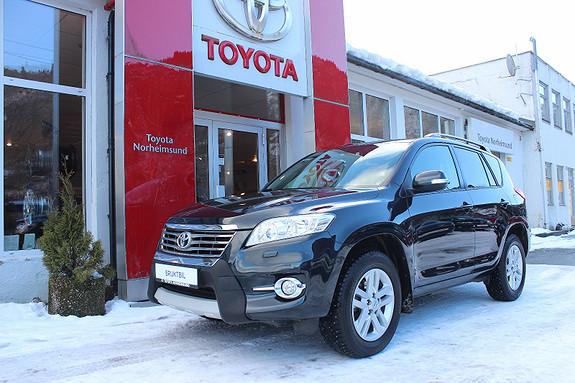 Toyota RAV4 2.0 VVT-i 158hk Aut. Executive TECTYL DAB+  2011, 87000 km, kr 229900,-