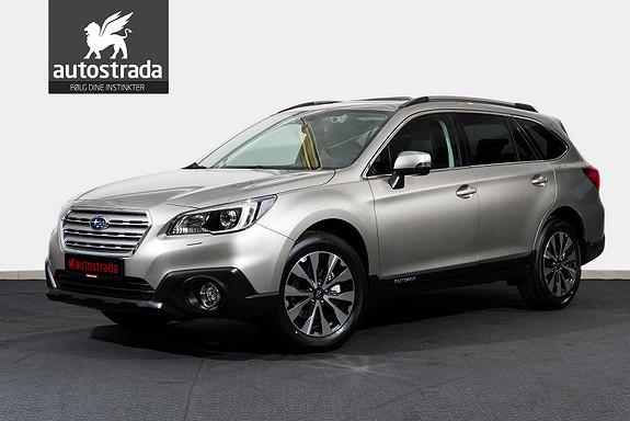 Subaru Outback 2.0  2.0D Premium DAB+ NAV AUT