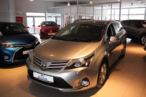 Toyota Avensis 1,8 147hk Advance Multidrive S  2012, 61634 km, kr 224000,-