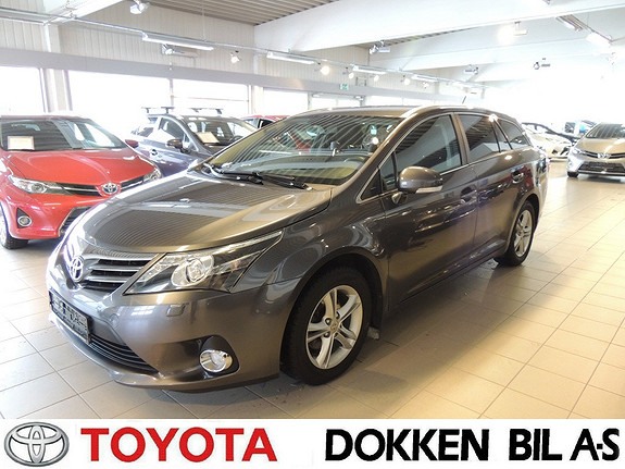 Toyota Avensis 2,0 D-4D 124hk Advance  2012, 137598 km, kr 159000,-