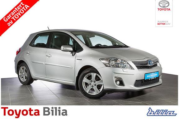 Toyota Auris 1,8 Hybrid Advance HSD  2012, 109648 km, kr 129900,-