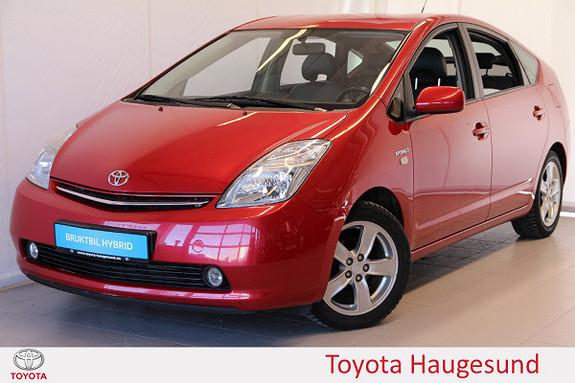 Toyota Prius 1,5 Executive m/navi og skinn interiør LAV KM - TECTYL  2008, 106235 km, kr 85000,-