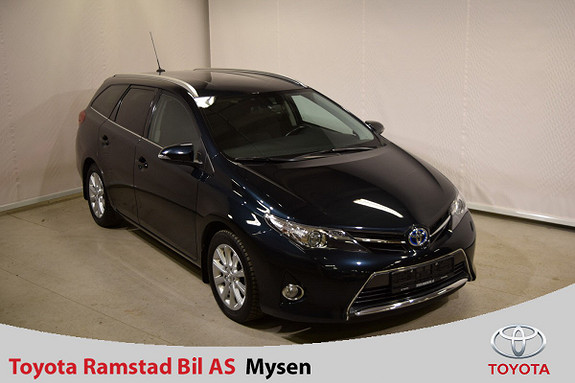 Toyota Auris Touring Sports 1,8 Hybrid Active+  2014, 68408 km, kr 189000,-