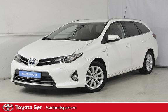 Toyota Auris Touring Sports 1,8 Hybrid Executive Innbytte kr. 20.000  2014, 45000 km, kr 219000,-