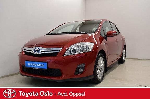 Toyota Auris 1,8 Hybrid Executive HSD  2012, 69742 km, kr 139000,-