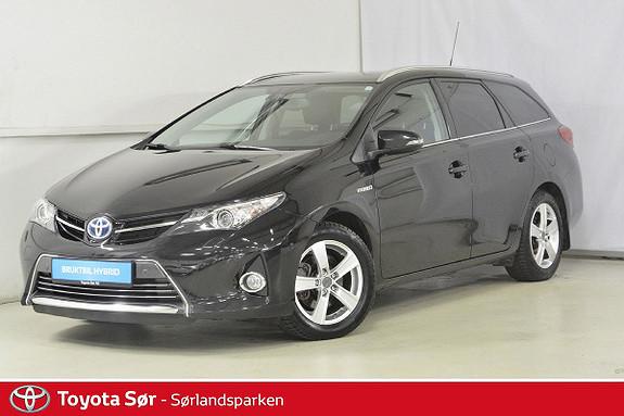 Toyota Auris Touring Sports 1,8 Hybrid Executive Innbytte kr. 20.000  2014, 59000 km, kr 205000,-