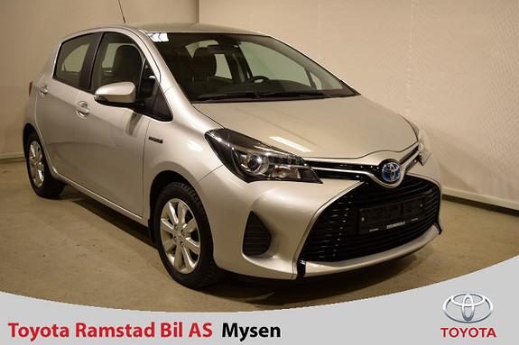 Toyota Yaris 1,5 Hybrid Active S e-CVT  2015, 32100 km, kr 175000,-